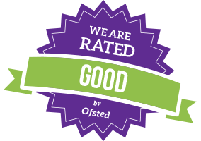 Rated Good by Ofsted - click here for more details